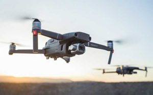 ドローン飛行について国土交通省の認可を年次更新しました